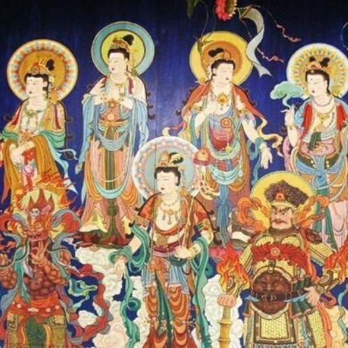 Buddhism Astasena