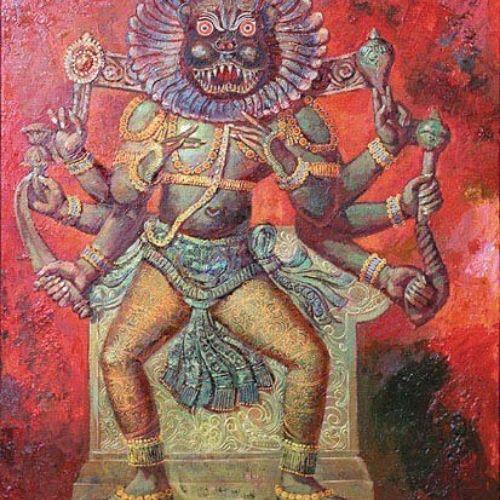 Buddhism Pisaca