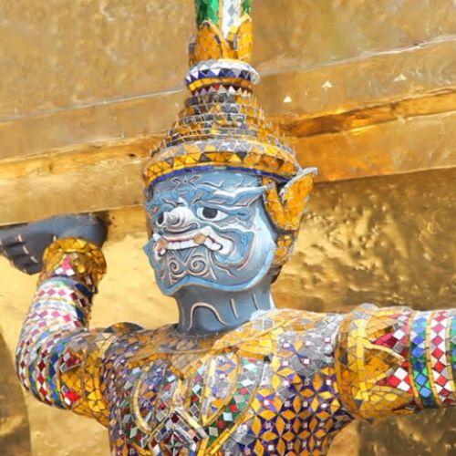 Buddhism Raksasa