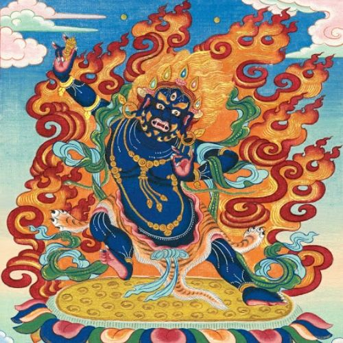 Buddhism Vajrapani