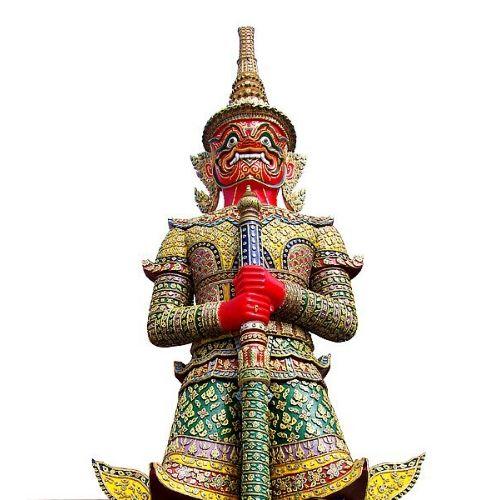 Buddhism Yaksa